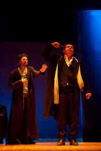 Said Bey e Abdelkebir Regaguena, foto di Fabio Bortot, Alvise Nicoletti