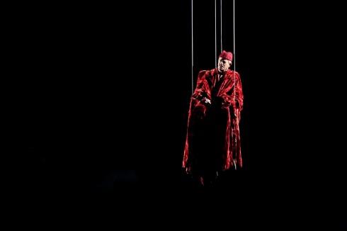 Eros Pagni, Foto di Fabio Bortot, Alvise Nicoletti