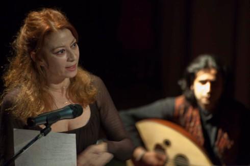 Raffaella Azim, foto di Fabio Bortot, Alvise Nicoletti