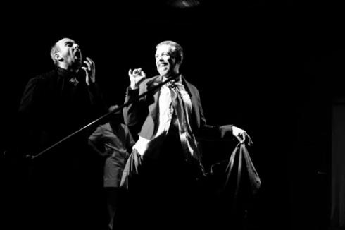 Davide Livermore e Alfonso Antoniozzi. Foto di Zaira Zarotti
