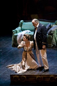 Vanessa Gravina e Antonio Salines; foto di Fabio Bortot, Alvise Nicoletti