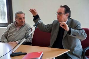 Enrico Fiore, Maurizio Scaparro; foto di Fabio Bortot, Alvise Nicoletti